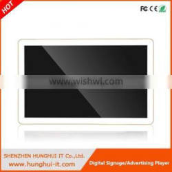 32 inch Wall Mount Touchscreen Android media player for advertising