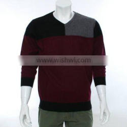 high quality alpaca wool sweater ,men cashmere sweater,cashmere sweater men