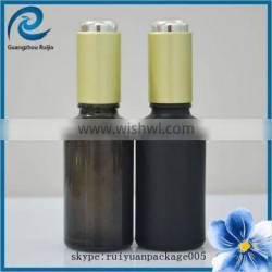 frosted glass dropper bottle for electronic cigarette liquid 50ml