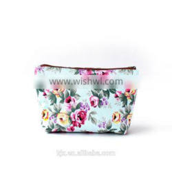 BA-1466 Hot selling fashion hanging travel cosmetic bag,Wholesale Travel Canvas Cosmetic Bag
