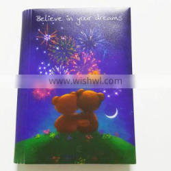 Lighting up versatility gift personal article journal