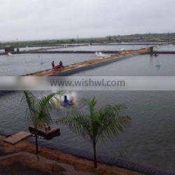 HDPE outdoor fish farming in China