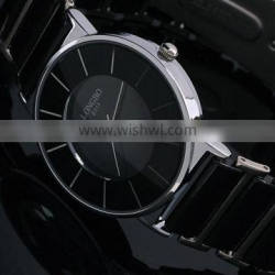 Wholesale watches for women ceramic watches black dial watches for women fashion wrist watch LD029