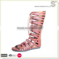 Best Selling Customized new design gladiator sandals