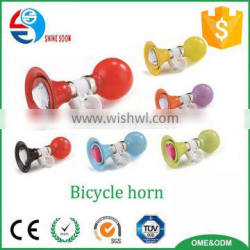 Metal bicycle horn and bell outdoor bike accessories