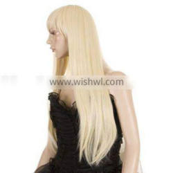 Lady Gaga Celebrity Long Full Fashion Wig