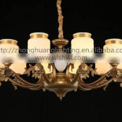 2016 new modern candle chandelier ZH-8003
