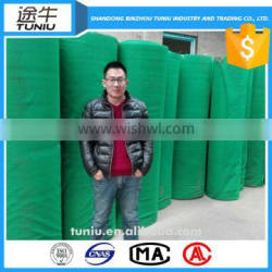 mytext Green HDPE Construction safety net