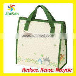 Lead Free Insulated Thermal Food Carry Bag Lunch Bag With Plate