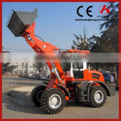 60kw Engine power mini front Wheel loader