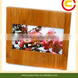 High Quality Bamboo Photo Frame