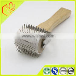 Beekeeping tool metal honey uncapping roller wholesale