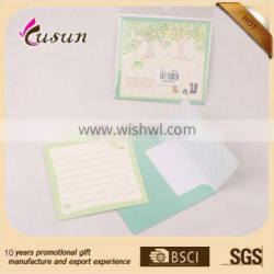 Customized Blessing Cards paper greeting card