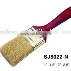 wooden handle good price high quality paint brush