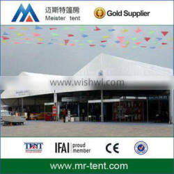 Temporary large aluminum exhibition tent for sale