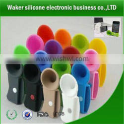 Colorful fashion silicone bone horn stand