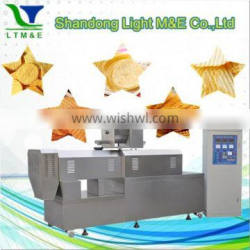 Corn Snack Extruder Chips