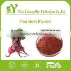 Organic Red Beet Juice Concentrate Instant Powder
