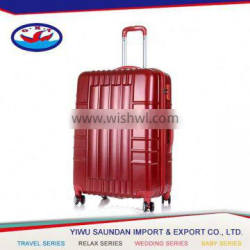 Professional Factory Supply special design trolley case luggage with competitive offer for promotion
