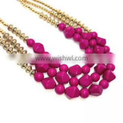 jewelry necklaces beads women,beads necklace jewelry crystal,beaded jewelry necklace from south america