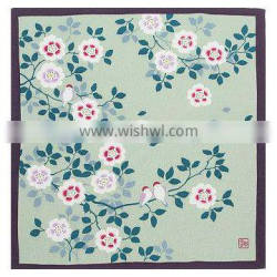high-quality wholesale 100% polyester Wrapping Cloth Furoshiki Japanese packaging cloth