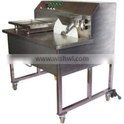 JZ18A Factory Price Manual Used Chocolate Tempering Machine
