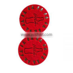 ZM090940 Producing advertising cup mat promotion