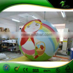 Christmas ornament Inflatable Cartoon Balloon Inflatable Advertising Helium Ball with Logo Party Decor