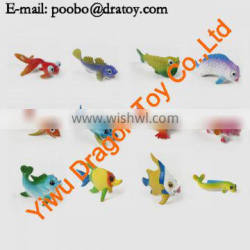pvc cartoon fish toys factory