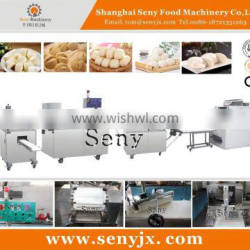 Stainless steel multifunction steamed buns forming making machine