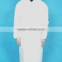 hot sale Disposable PP nonwoven Gown