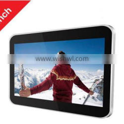 42inch touch screen windows os HD wall mount all in one pc tv bus lcd tv