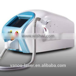 2014 new technology 808 laser hair removal machine home use