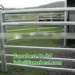 Cattle Panel - 6 Bar Cattle Rail 1.8m High cattle panel 40x80mm