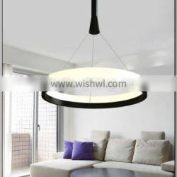 2014 New Arrival Large LED Chandelier Lighting Fixture, Hotel Project Lighting, LED Ring Lamp
