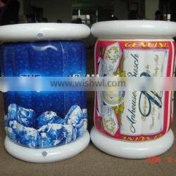custom-made promotional pvc display inflatable cup