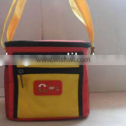 2014 insulated eco tote cooler bag for frozen food