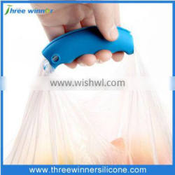 hot selling silicone bag handle for shopping bag