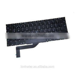 """Portuguese Design Products Laptop Replacement Keyboard For Apple Macbook Pro Retina 15"""" A1398 2013-2016"""