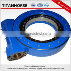 Titanhorse 14'' ball path slew drive for solar tracking system and wind energy
