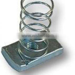 Metal Spring Channel Nuts