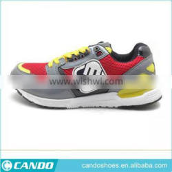 Popular unisex Led light white sport shoes glow sneakers running shoes