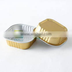 Round Sealable Smoothwall Foil Dish for Pet Food