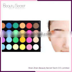 Private label 28 colors eyeshadow makeup palette