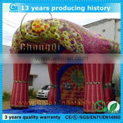 Inflatable event tent marquee , inflatable event tent for sale