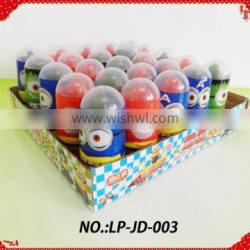 New candy toys 5g nipple shape hard candy in 2015