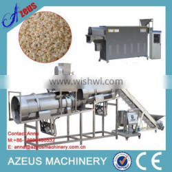 Flavored popcorn snack food making line with large capacity