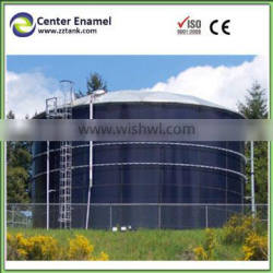 high quality glass fused to steel tank for organic waste recycling