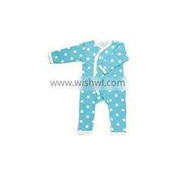 Custom fabric baby grows,baby suits,rompers ,jump suit