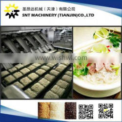 Automatic Instant Rice Noodle Manufacturing Machine